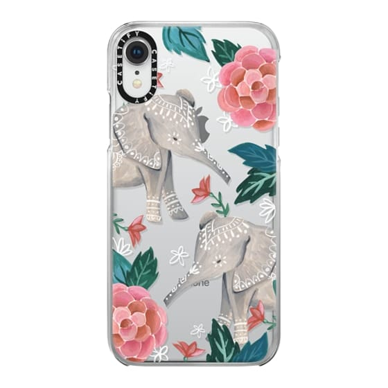 iPhone XR Cases - Animal Soul - Elephant