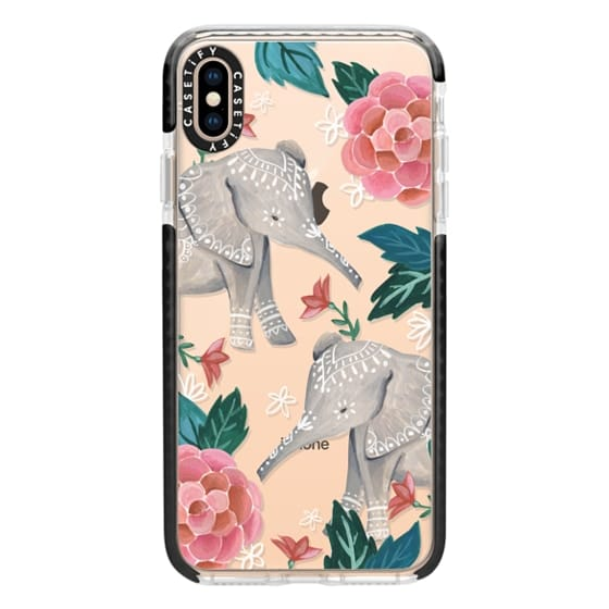 iPhone XS Max Cases - Animal Soul - Elephant