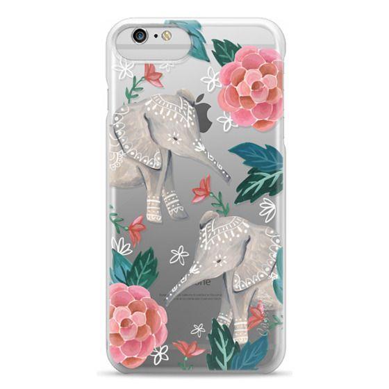 iPhone 6 Plus Cases - Animal Soul - Elephant