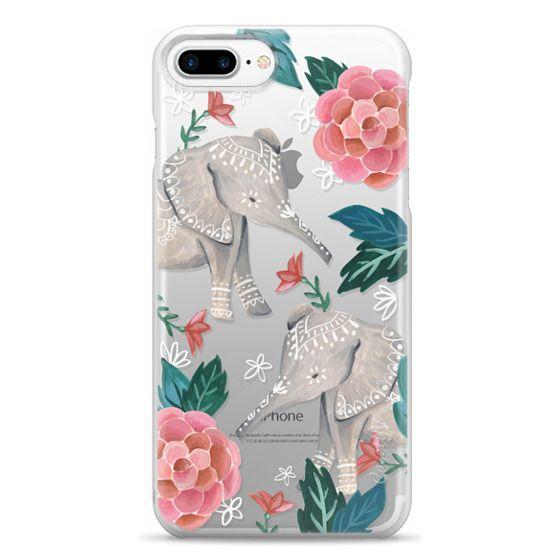 iPhone 7 Plus Cases - Animal Soul - Elephant