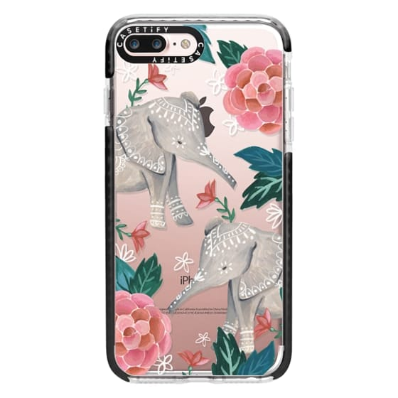 iPhone 7 Plus Cases - Animal Soul - Elephant