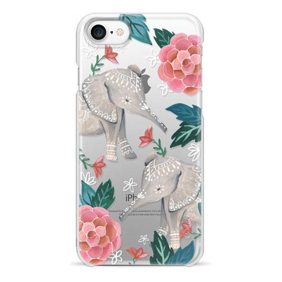 iPhone 7 Cases - Animal Soul - Elephant
