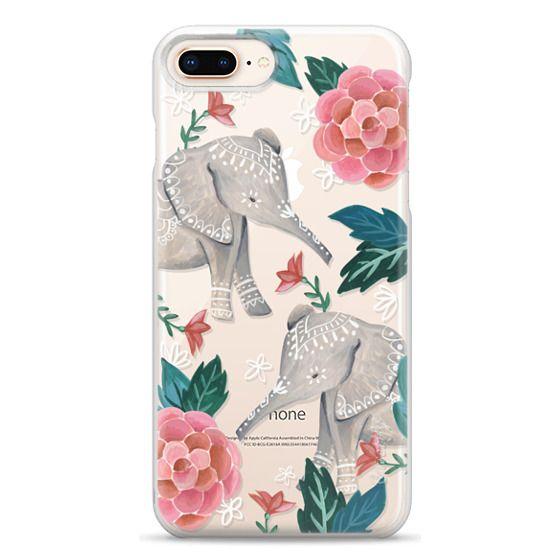 iPhone 8 Plus Cases - Animal Soul - Elephant
