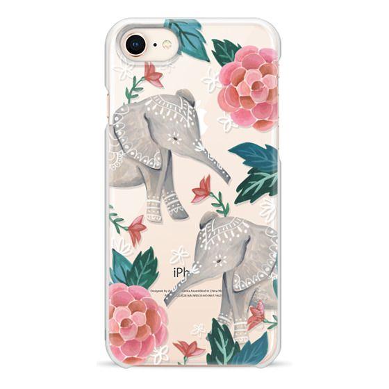 iPhone 8 Cases - Animal Soul - Elephant