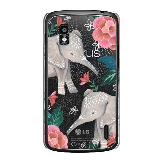 Nexus 4 Cases - Animal Soul - Elephant