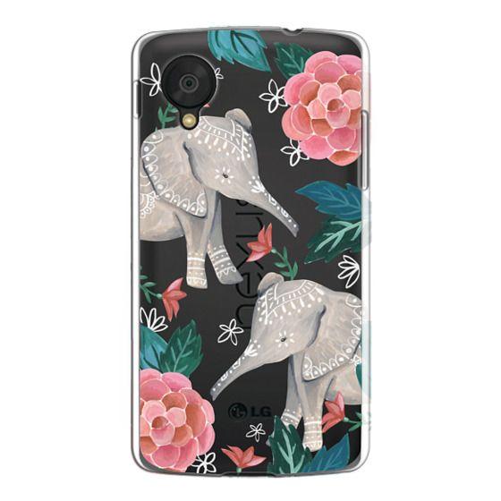 Nexus 5 Cases - Animal Soul - Elephant