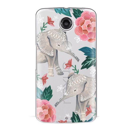 Nexus 6 Cases - Animal Soul - Elephant