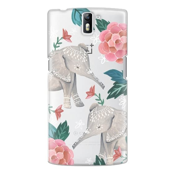 One Plus One Cases - Animal Soul - Elephant