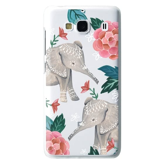 Redmi 2 Cases - Animal Soul - Elephant