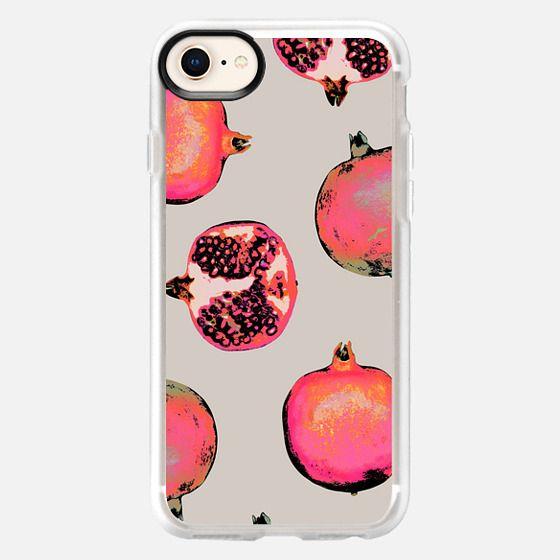 Pomegranate Pattern - Snap Case
