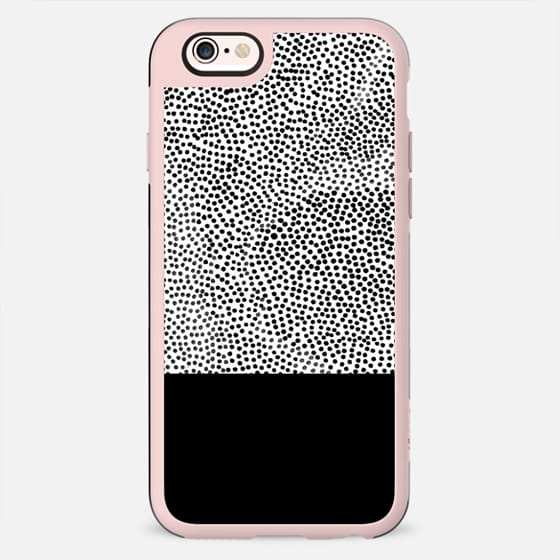 Dots and Black - New Standard Case