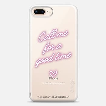 iPhone 8 Plus Case The Booty Call: Naked