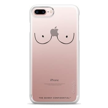Snap iPhone 7 Plus Case - The Boobs: Naked