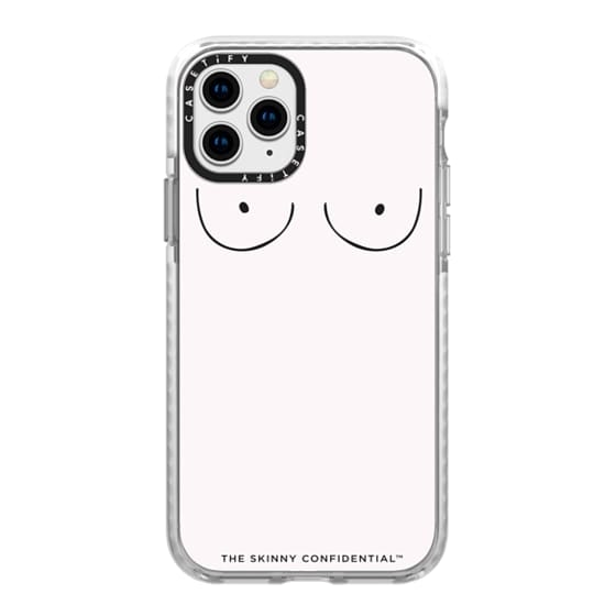 iPhone 11 Pro Cases - The Boobs: French Rosé