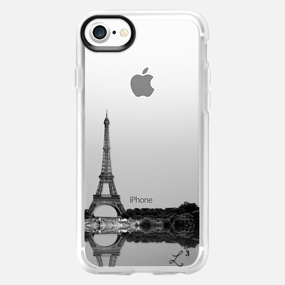 Take Me To Paris Reflection - Travel -