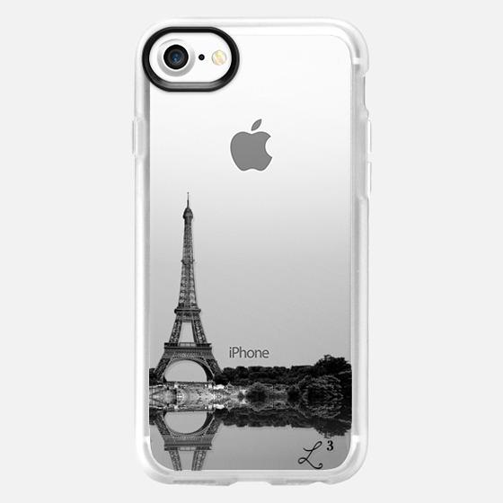 Take Me To Paris Reflection - Travel -