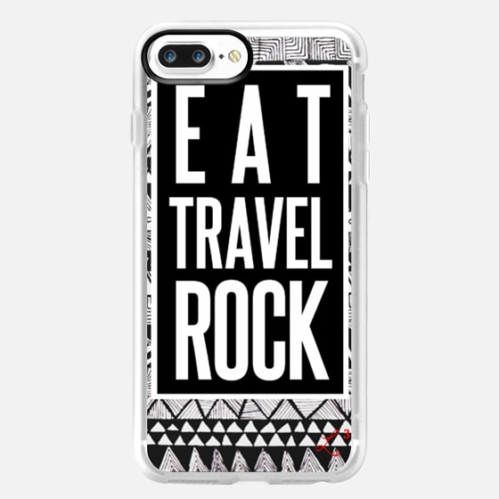 Eat Travel Rock - Custom Case for Kelly Rizzo -