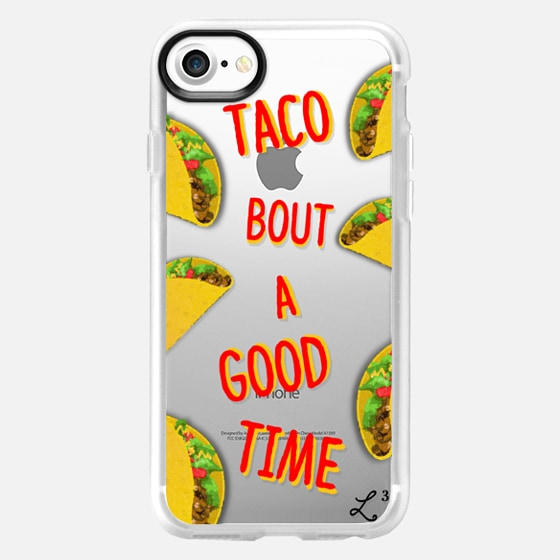 Taco Bout A Good Time - Foodie - Wallet Case