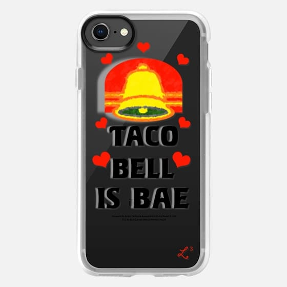 Taco Bell is BAE - Valentine's Day  - Snap Case