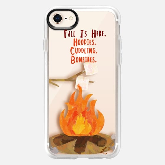 Fall Collection - Hoodies. Cuddling. Bonfires. - Snap Case