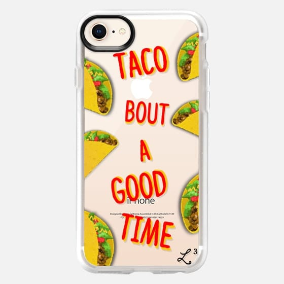 Taco Bout A Good Time - Foodie - Snap Case