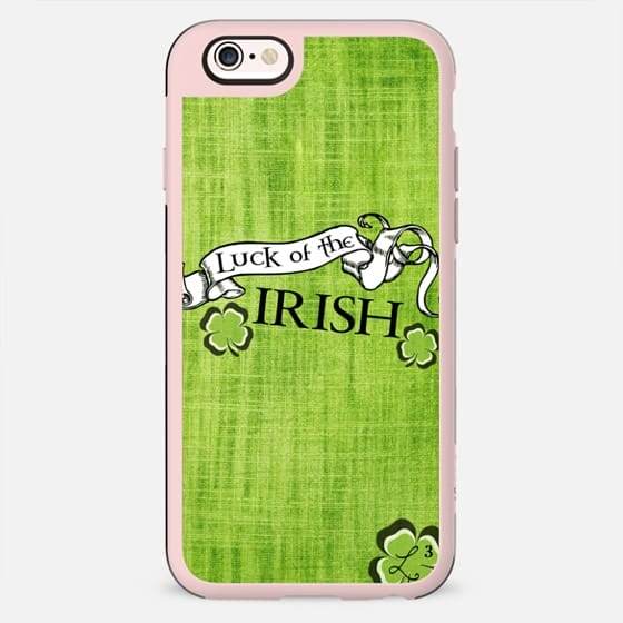 The Luck of the Irish - New Standard Case