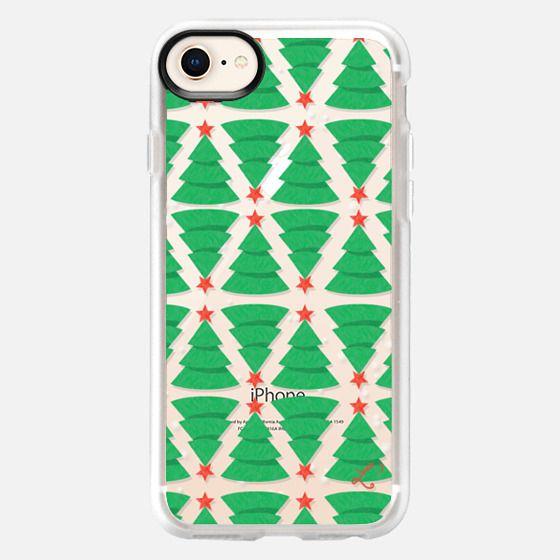 Holidays Christmas Tree Kaleidoscope  - Snap Case