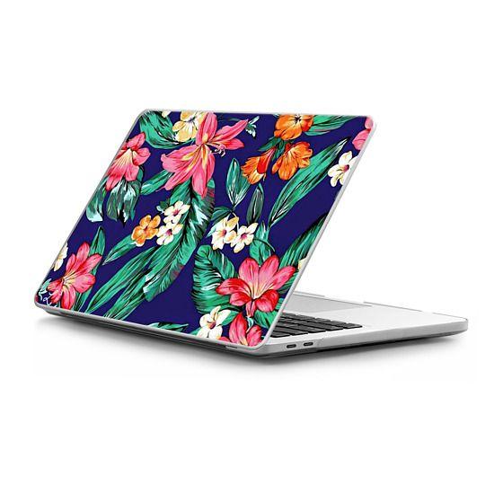 MacBook Pro Touchbar 13 Sleeves - Aloha from Hawaii Watercolor