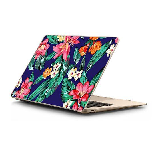 MacBook 12 Sleeves - Aloha from Hawaii Watercolor