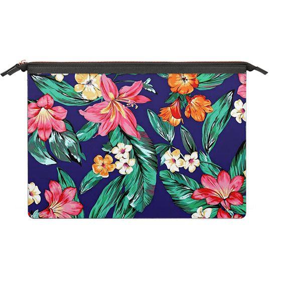MacBook Pro 13 Sleeves - Aloha from Hawaii Watercolor