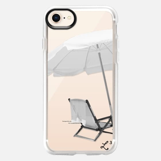 Limited Edition Summer Collection - Beach Chair - Snap Case
