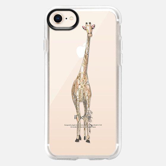 Giraffe - Snap Case