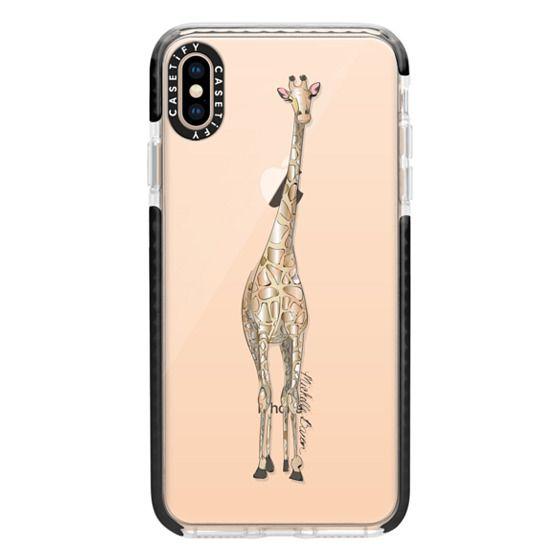 iphone xs case giraffe