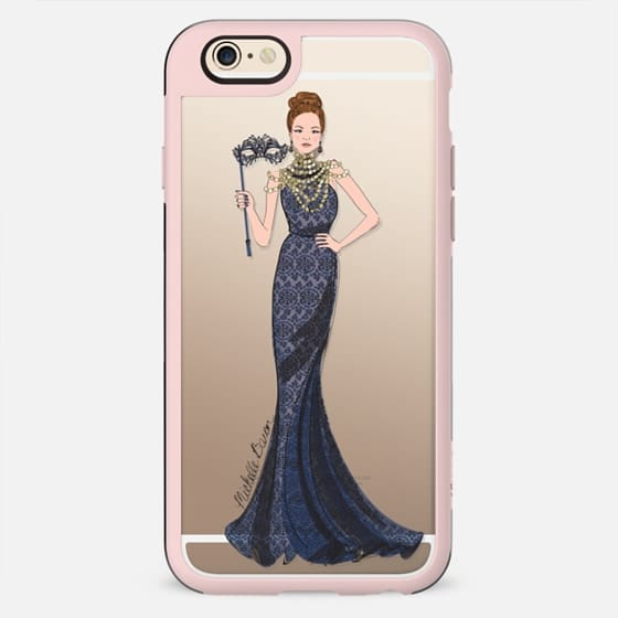 Masquerade Fashion Illustration - New Standard Case