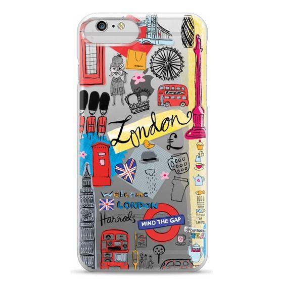 iPhone 6 Plus Cases - London Travel