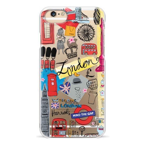 iPhone 6 Cases - London Travel