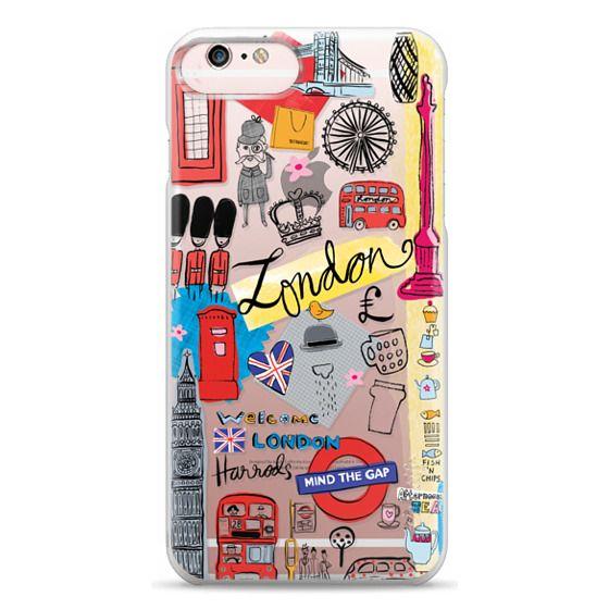 iPhone 6s Plus Cases - London Travel