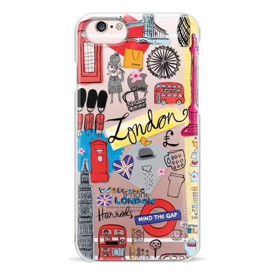 iPhone 6s Cases - London Travel