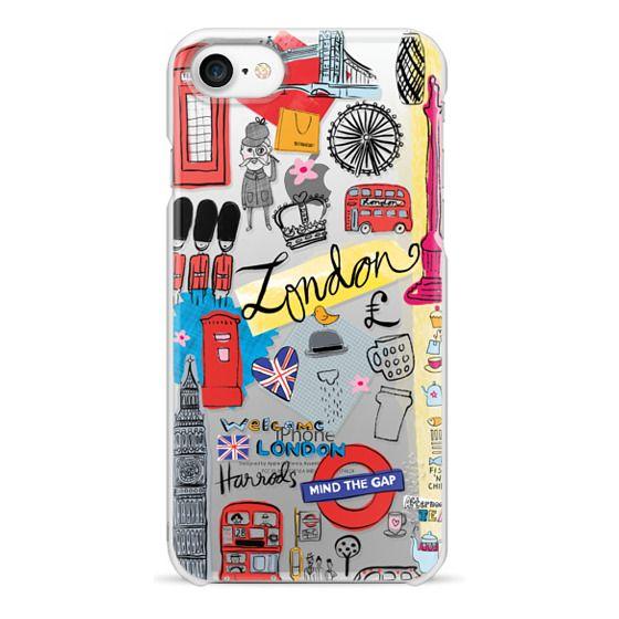 iPhone 7 Cases - London Travel