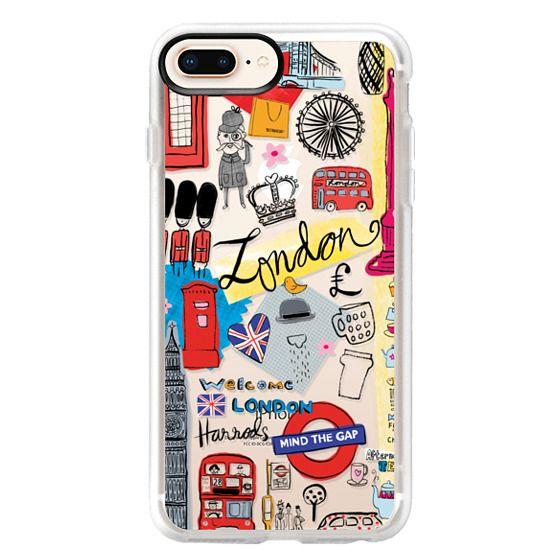 iPhone 8 Plus Cases - London Travel