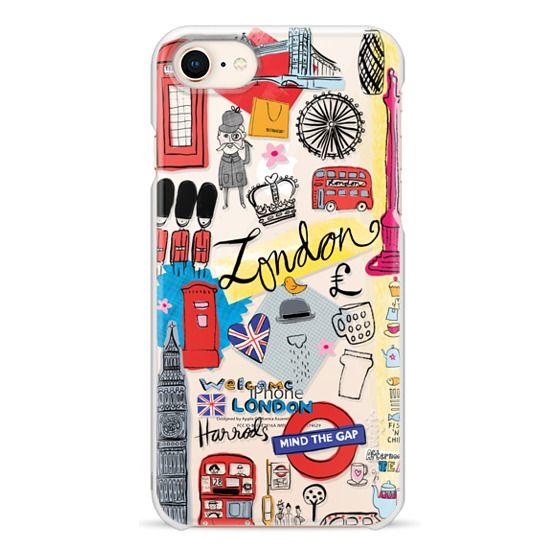 iPhone 8 Cases - London Travel