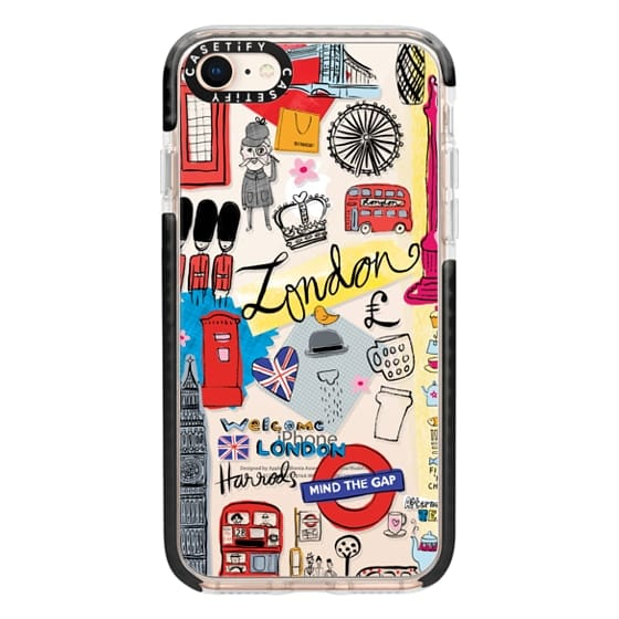 iPhone 8 Cases - London Travel