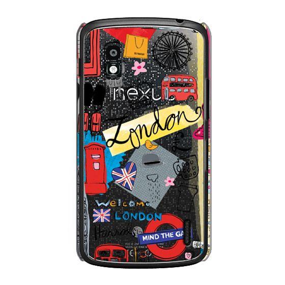 Nexus 4 Cases - London Travel