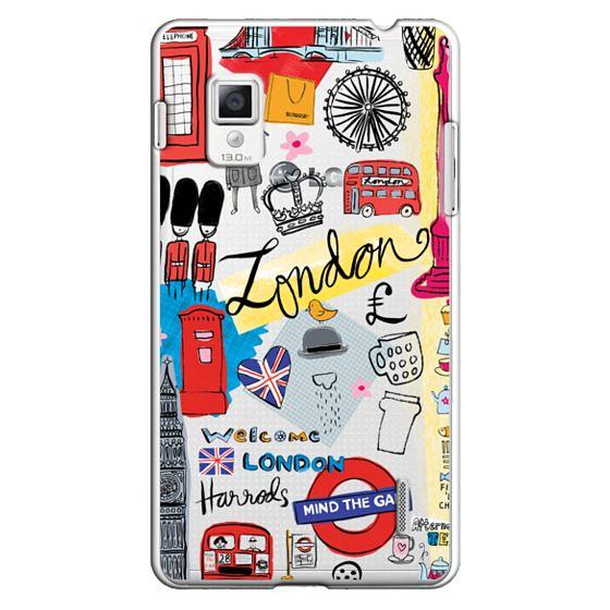 Optimus G Cases - London Travel