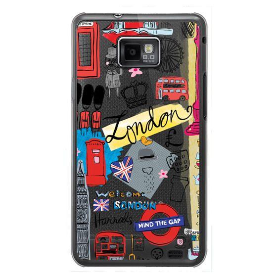 Samsung Galaxy S2 Cases - London Travel