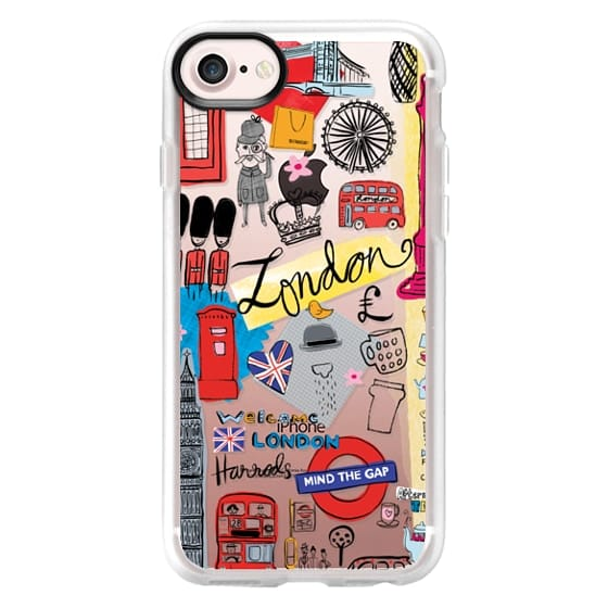 iPhone 7 Cases - London Travel
