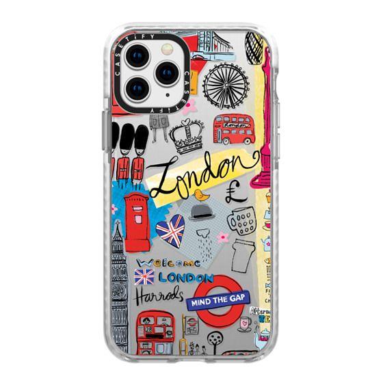 iPhone 11 Pro Cases - London Travel