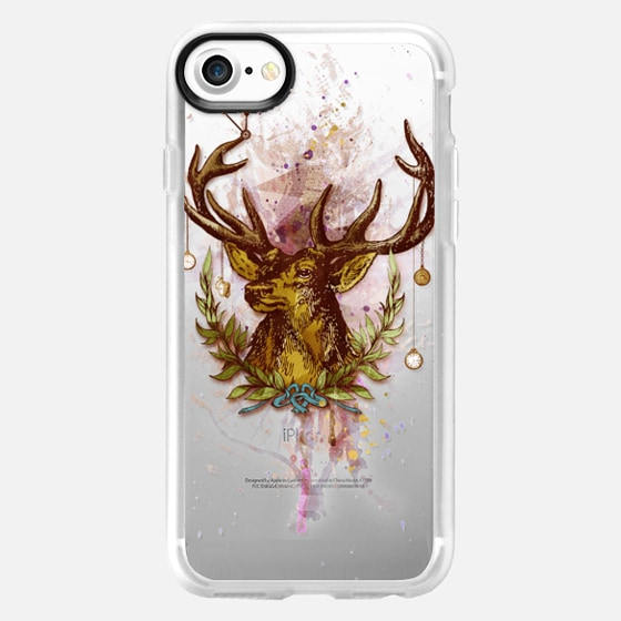 Oh Deer, is that the time? - Snap Case