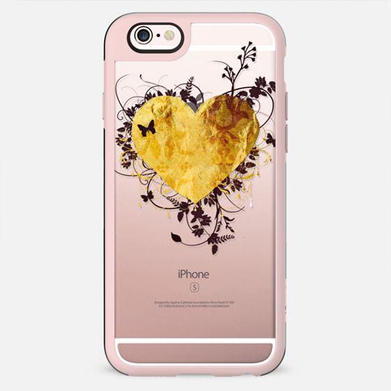Golden Heart - New Standard Case