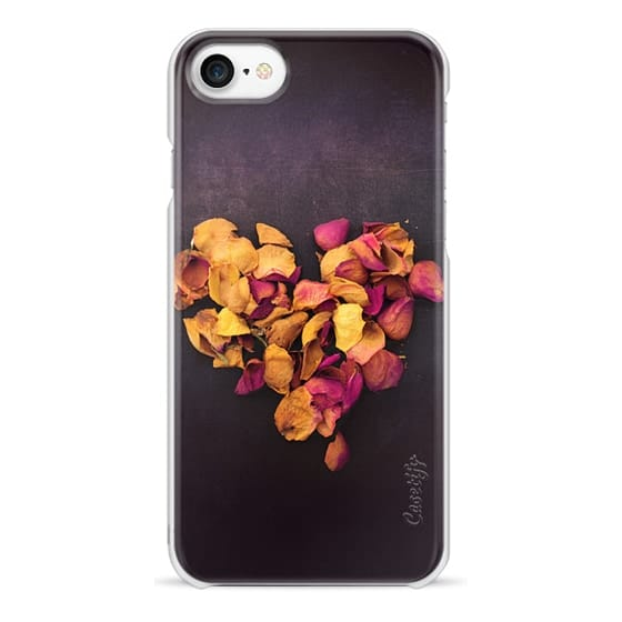 iPhone 7 Cases - Dried Rose Heart